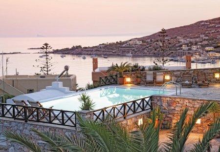 Villa in Syros, Greece