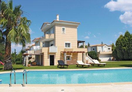 Villa in Evia, Greece