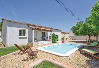 Villa in Calvisson, the South of France