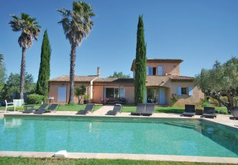 Villa in Ramatuelle, the South of France