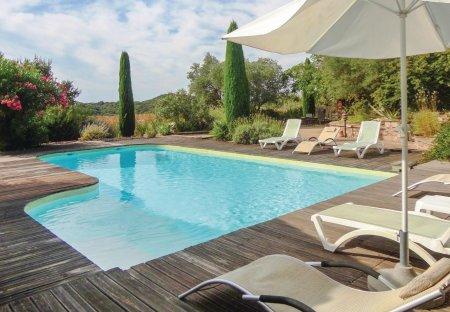 Villa in Montesquieu, the South of France