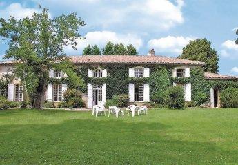 Villa in Aillas, France: