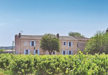 Villa in Bizanet, the South of France