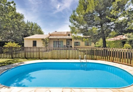 Villa in Fox-Amphoux, the South of France