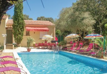 Villa in Villevieille, the South of France