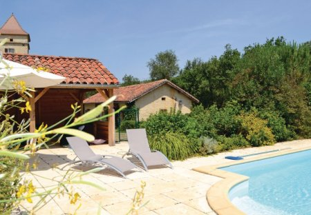 Villa in Pontcirq, the South of France