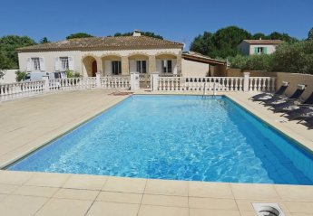 Villa in Sernhac, the South of France