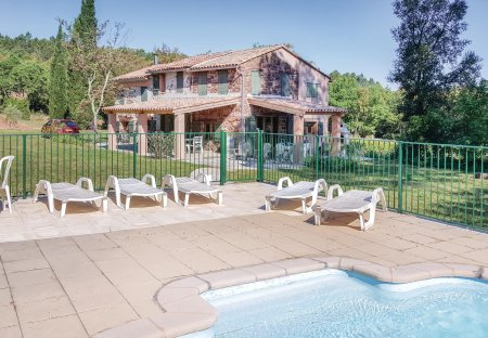 Villa in Gonfaron, the South of France
