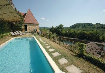Villa in La Roque-Gageac, France
