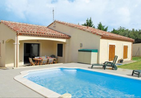 Villa in Pomas, the South of France