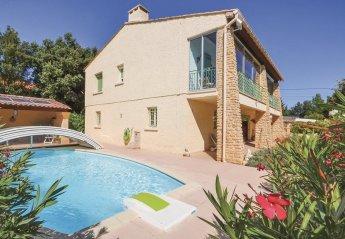 Villa in Castillon-du-Gard, the South of France