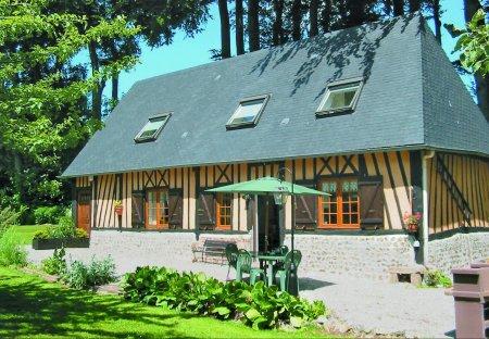 Villa in Hattenville, France
