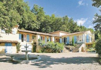Villa in Le Tignet, the South of France: