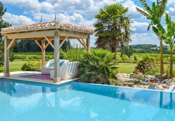 Villa in Saint-Quentin-de-Caplong, France