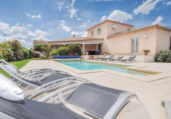 Villa in Villelongue-de-la-Salanque, the South of France:
