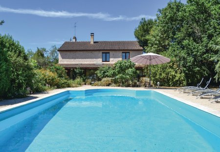 Villa in Flaujac-Poujols, the South of France