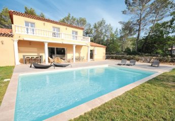 Villa in France, Fayence