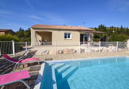 Villa in Saint-Ambroix, the South of France