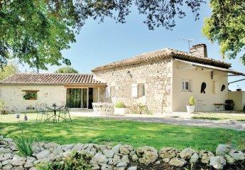 Villa in Montaigu-de-Quercy, the South of France