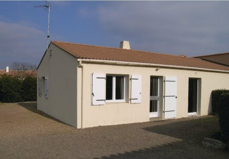 Villa in Saint-Vincent-sur-Jard, France