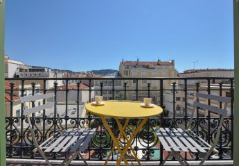 Apartment in Gare de Cannes, the South of France