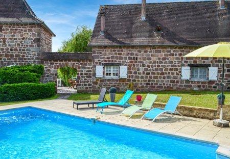 Villa in Villac, France:
