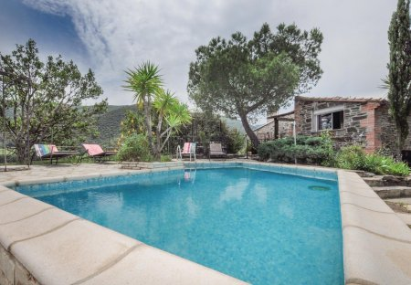 Villa in Rigarda, the South of France