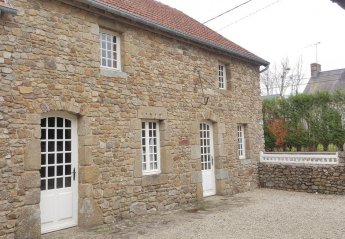 Villa in Tourville-sur-Sienne, France