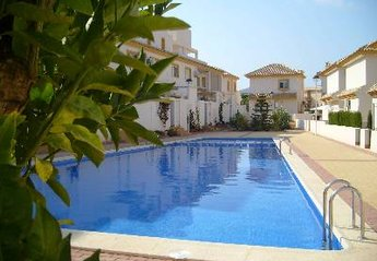 House in Spain, El Algar: Large pool with sun all day - toddlers area