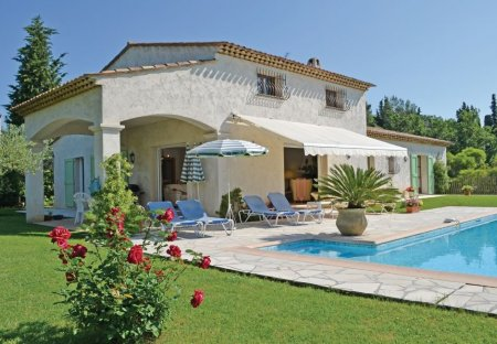 Villa in Opio, the South of France