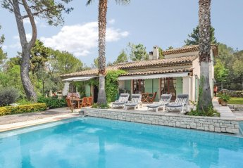 Villa in France, Roquefort-les-Pins Nord