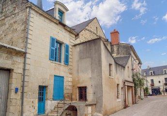 Villa in Fontevraud-l'Abbaye, France