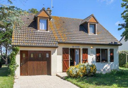 Villa in Pirou, France
