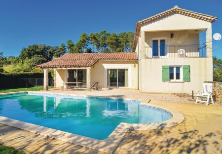 Villa in Bordezac, the South of France