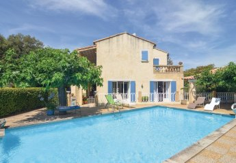 Villa in Collias, the South of France
