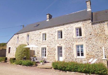 Villa in Quettehou, France