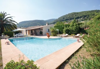 Villa in Tourrettes-sur-Loup, the South of France
