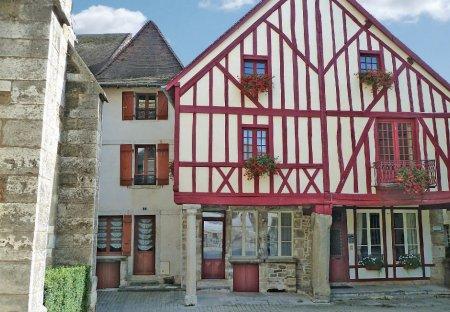 Villa in Nolay, France
