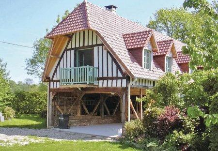 Villa in Houdetot, France