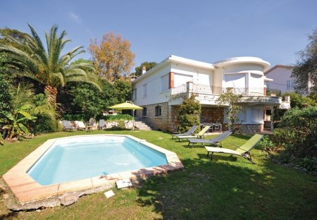 Villa in Cougoussoles, the South of France