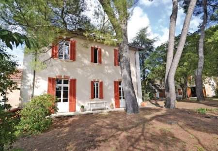 Villa in Puyméras, the South of France
