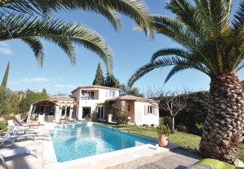 Villa in Sainte-Elisabeth, the South of France