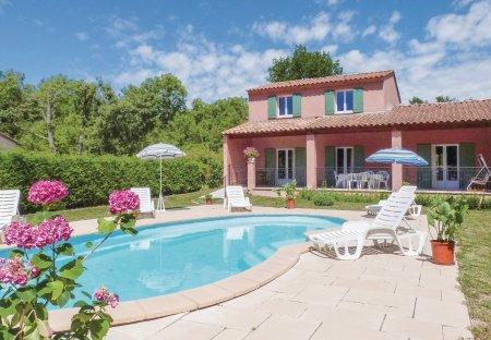Villa in Céreste, the South of France