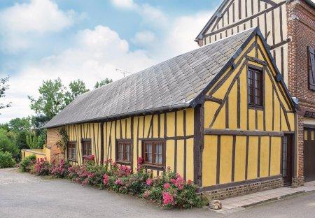 Villa in Sap-en-Auge, France: Omreg.