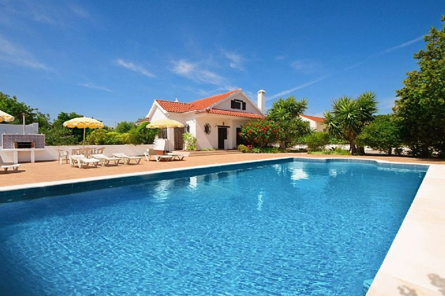 Villa In Portugal, Santiago (Tavira): Large Private Swimming Pool (10m X