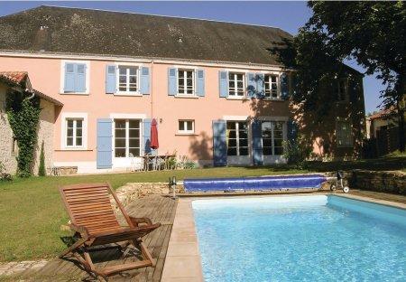 Villa in Bourneau, France: