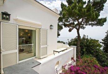 Villa in Italy, Capri