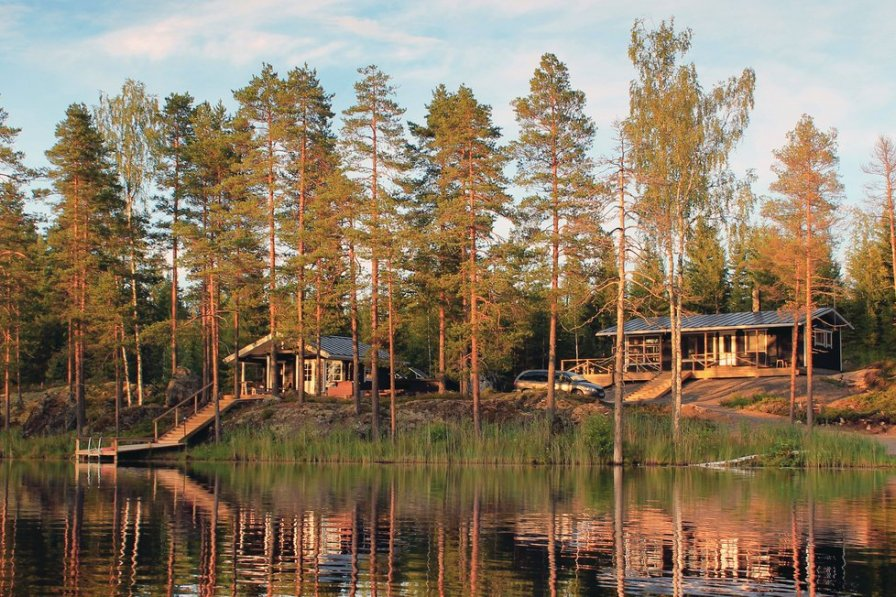 Cottage To Rent In Lake District Finland 196333