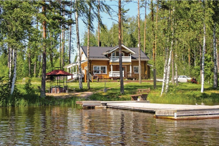 Cottage To Rent In Lake District Finland 196342