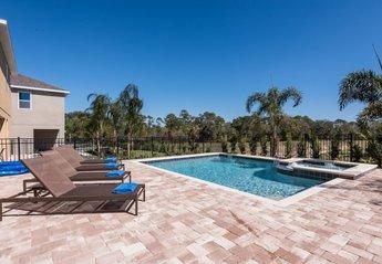 Villa in Reunion, Florida